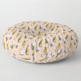 Snake Pattern Floor Pillow