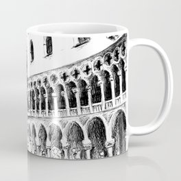 Sketch of San Marco Square in Venice Coffee Mug