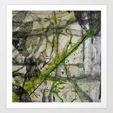 Abstract #77 Art Print
