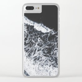 sea lace Clear iPhone Case