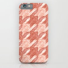 lobster houndstooth Slim Case iPhone 6s