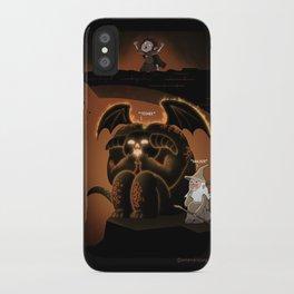 Wizardly Shenanigans iPhone Case