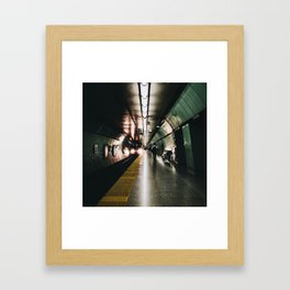 When The Saints Come Rolling In Framed Art Print