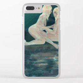 Horoscope: Gemini Clear iPhone Case