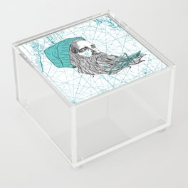 Ahoi Sailor Hauke Acrylic Box