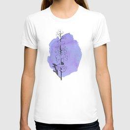delphinium T-shirt