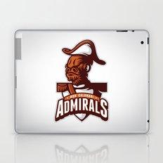 Mon Calamari Admirals Laptop & iPad Skin