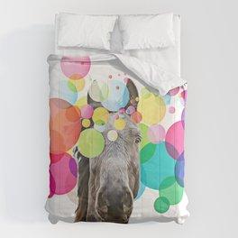 Horse Pop Art Comforters