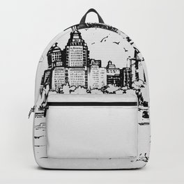 Buffalo By AM&A's 1987 Backpack