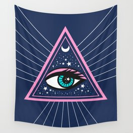 You are made of stars Wall Tapestry