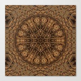 Sequential Baseline Mandala 31 Canvas Print