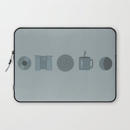 Cancer Aesthetics Laptop Sleeve