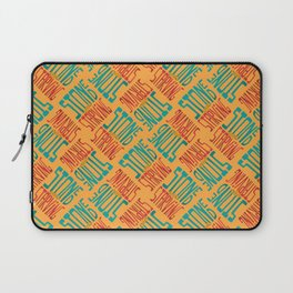 Stoned and Starving Laptop Sleeve