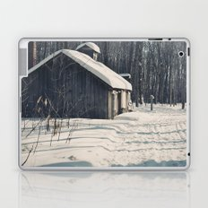Winter landscape Laptop & iPad Skin