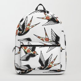 Rose Sparrows Backpack