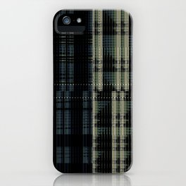Mainframe iPhone Case