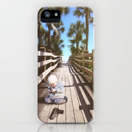 KIDZ THESE DAYZ iPhone Case