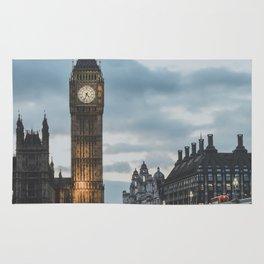 London, United Kingdom II Rug