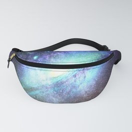 Planetary Nebula - Spiral Constellation Fanny Pack