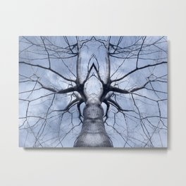 Magic Tree III Metal Print