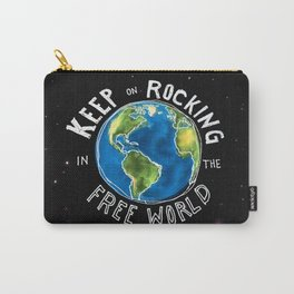 Keep On Rocking Carry-All Pouch
