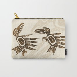 Dancing Ravens Carry-All Pouch