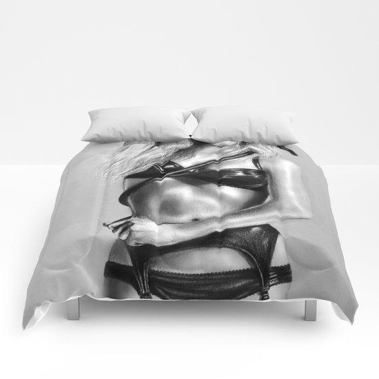 + HALF OF ME + Comforters
