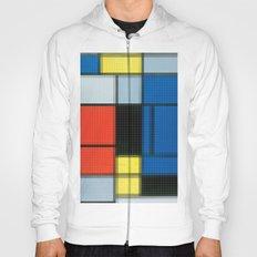 Lego: Piet Mondrian no.2 Hoody