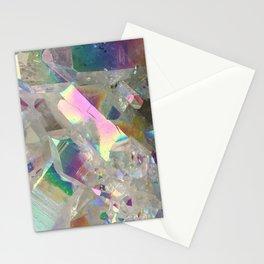 Opal Aura Quartz #10 Stationery Cards