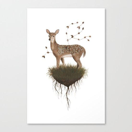 High Places Canvas Print