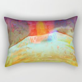Volcanic Eruption II Rectangular Pillow