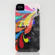 Speak iPhone (4, 4s) Slim Case