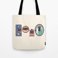 The Portrait Tote Bag