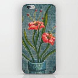 Fleurs iPhone Skin