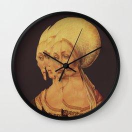 Frau Dürer 202 Wall Clock