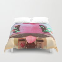 arnold Duvet Covers featuring Arnold by Flester