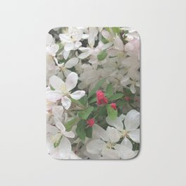 Spring, blooming Bath Mat