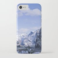 yosemite iPhone & iPod Cases featuring Yosemite by Ian Bevington