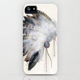 headdress iPhone Case