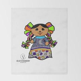 Lunita Throw Blanket