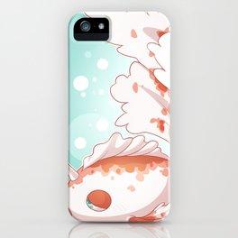 Goldeen iPhone Case