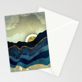 Post Eclipse Stationery Cards