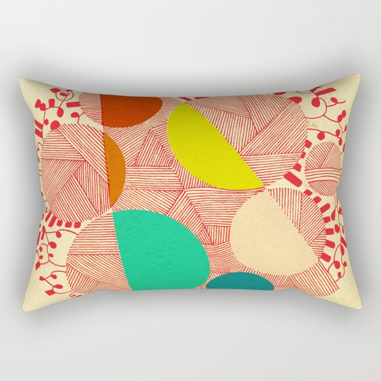 - cosmogony_02 - Rectangular Pillow