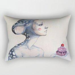 Once upon a time... Rectangular Pillow