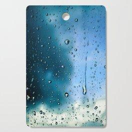 Raindrops Cutting Board