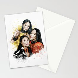 Balmain Girls Stationery Cards