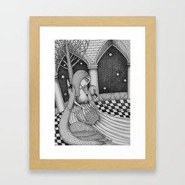 The Star Flowers (1) Framed Art Print