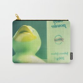 Bath time duck Carry-All Pouch