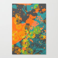 floral 004. Canvas Print