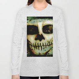 Scary Skull me Long Sleeve T-shirt